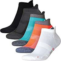 DANISH ENDURANCE Low Cut Pro Running Chaussettes, basses, lot de 5 ou 3 paires, homme et femme, sport, running, baskets...