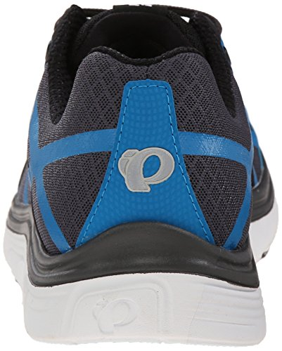 Pearl Izumi PI Shoes EM Road H 3 Shadow Grey/Blue Methyl 12.5