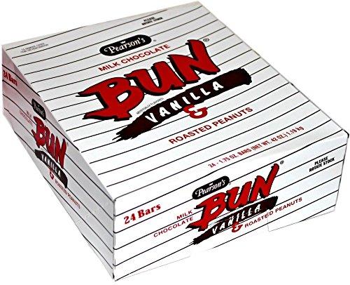 - Vanilla Bun Bar