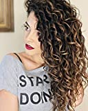 Bleaching Hair Mixed With Conditioner - Moresoo 18 Inch Clip on Hair Extensions Human Hair Double Weft Remy Hair #4 Mixed with #27 Caramel Blonde Natural Wave Hair Extensions Clip on 100% Human Hair Extensions
