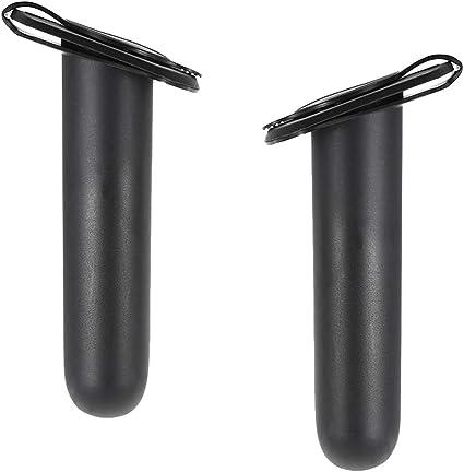 Rutenständer Bootsrutenhalter Angelrutenhalter 2 Stück Kunststoff Rutenhalter