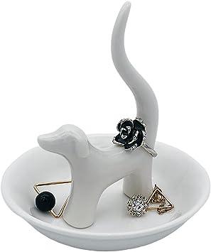 handmade ceramic dog shaped ring dish ceramic labrador retriever gift handmade pottery dog themed jewelry dish guest soap ceramic dish