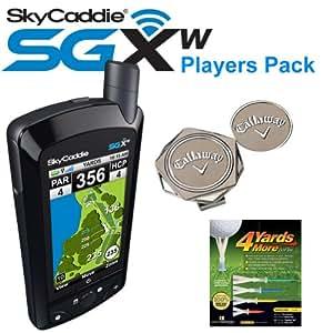 SkyCaddie SGXw WIFI GPS Range Finder Bundle