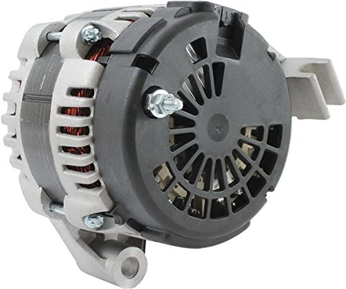 DB Electrical ADR0216 New Alternator For Oldsmobile 3.5L 3.5 Oldsmobile Intrigue 99 00 01 02 1999 200 2001 2002 6-Groove Clutch Pulley 321-1739 321-1829 334-2485 112852 10311493 10464395 10480341