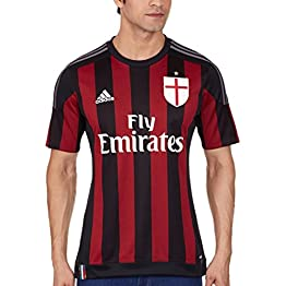 adidas Milan AC Domicile Replica Maillot manches courtes Homme