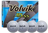 Volvik 2017 DS55 Golf Ball (One Dozen)