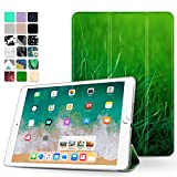TNP New iPad 2018 2017 iPad 9.7 inch Case - Lightweight Smart Case Trifold Slim Shell Stand Cover with Auto Sleep Wake Function Feature for Apple iPad 9.7'' 2018 2017 Release Tablet (Dew)
