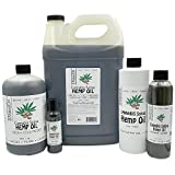 Naked Hemp Oil is from the 'SEED' of the Cannabis plant and not the 'LEAF'. It is from Canada contains the ideal 3:1 omega-6 to omega-3 ratio.
