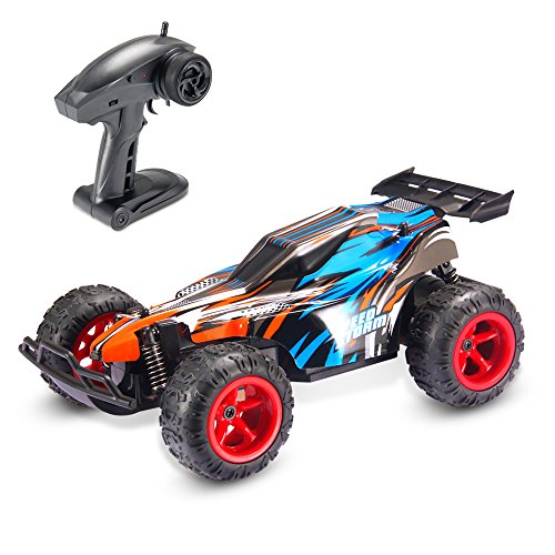 Off Road Remote Control Buggy - Theefun 1:22 2.4 GHz Remote Control Car Off-Road Trucks Electric Vehicle Buggy