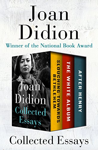 joan didion essay on self respect