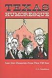 Texas Humoresque, , 0875650465