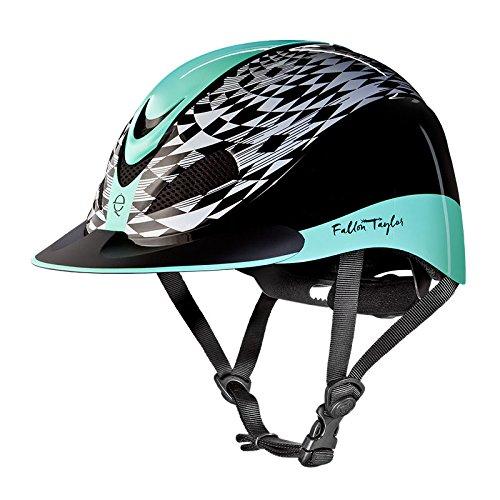 (トロキセル) Troxel Fallonシリーズ 高性能ヘルメット Mint Aztec Large