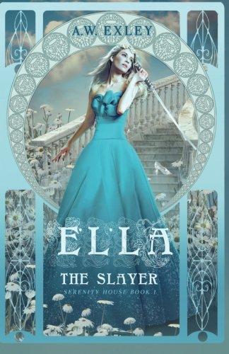Ella, The Slayer (Black Fairy Tale Characters)