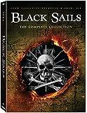 Black Sails S1 - S4 Collection