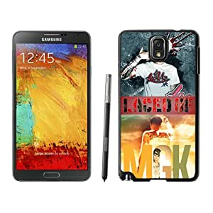 mgk lace up one Case 282 Samsung Galaxy Note3 Black Phone Case 282