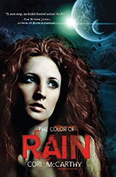 The Color of Rain by [McCarthy, Cori]
