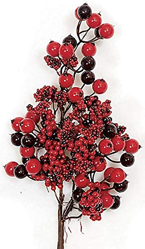 - 17 Inch Mixed Berry Pick Autograph Foliages
