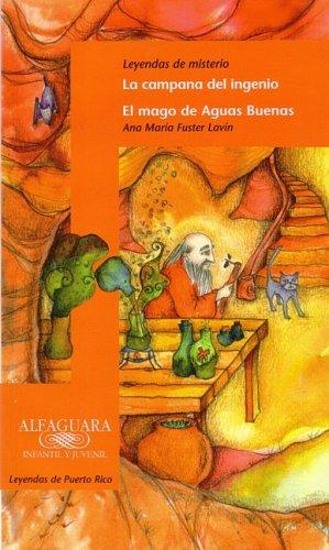 Leyendas de misterio (Alfaguara Infantil y Juvenil) (Spanish Edition): Ana María Fuster Lavin: 9781575818641: Amazon.com: Books