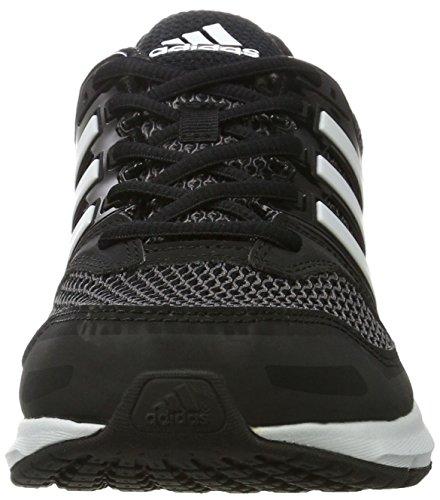 M White Black Homme Chaussures Noir Questar Core Course de Granite Ftwr adidas HZcR57vW