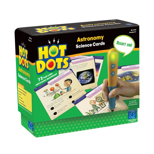Educational Insights Hot Dots Science Set- Astronomy