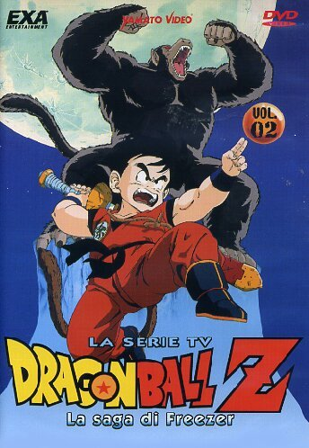 Dragon Ball Z - La Saga Di Freezer #02 (Eps 05-08) [Import italien] (Dragon Ball Z La Saga De Freezer)
