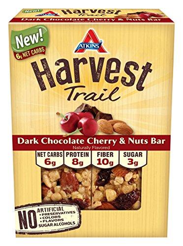Atkins Harvest Chocolate Cherry Gluten