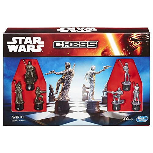 Star Wars Chess Game - Chess War Themed Piece