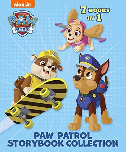 - PAW Patrol Storybook Collection (PAW Patrol)