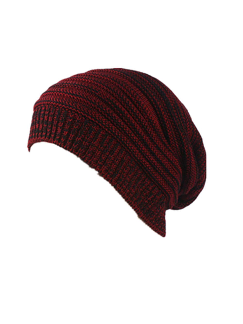 Stillshine Gorros de Invierno Sombrero Cálido Slouchy Sombrero de ...