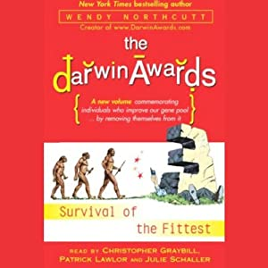The Darwin Awards III Audiobook