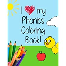 I Love My Phonics Coloring Book!