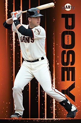 (MLB San Francisco Giants, Buster Posey, 22