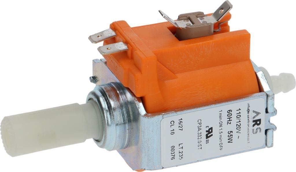 Krups Bosch AEG Siemens Wasserpumpe Pumpe Invensys CP4 SP passend für Jura