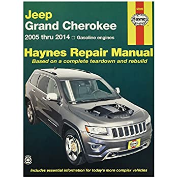 amazon com haynes 50026 jeep grand cherokee repair manual 2005 rh amazon com 2006 jeep grand cherokee repair manual pdf 2006 Jeep Grand Cherokee SRT8