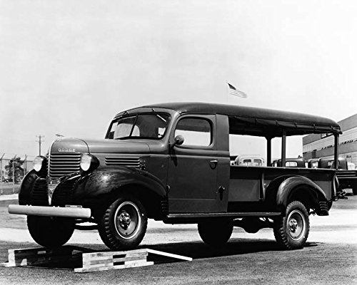 1939 Dodge Canopy Express Screenside Photo Poster