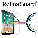 RetinaGuard Anti-UV, Anti-blue Light Tempered Glass Screen protector for iPad Pro 10.5'' - SGS & Intertek Tested - Blocks Excessive Harmful Blue Light, Reduce Eye Fatigue and Eye Strain