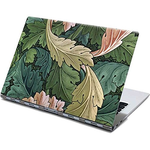 Acanthus 2 Light - Skinit William Morris Yoga 910 2-in-1 14in Touch-Screen Skin - Acanthus by William Morris Design - Ultra Thin, Lightweight Vinyl Decal Protection