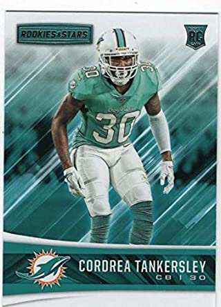 competitive price 0af22 41779 Amazon.com: 2017 Panini Rookies and Stars #226 Cordrea ...