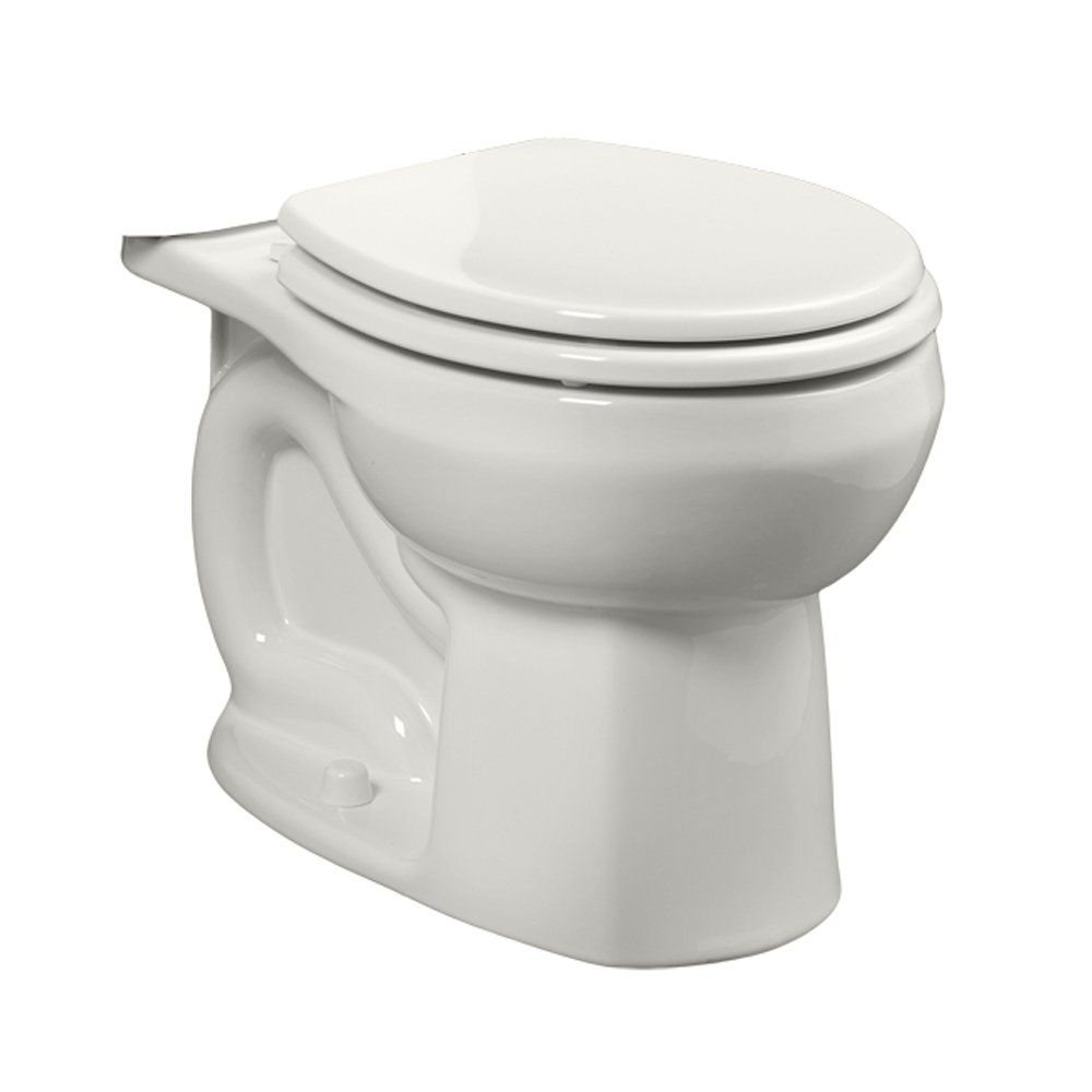 Chrome Plated toilet bowl Standard Height White American Standard 3251C101.020 Delta Classic Pull-Out Kitchen Faucet 9-5//8 in X 6-1//2 in Spout 8 in Center