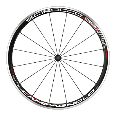 Campagnolo Scirocco H35 Clincher Road Bicycle Wheelset