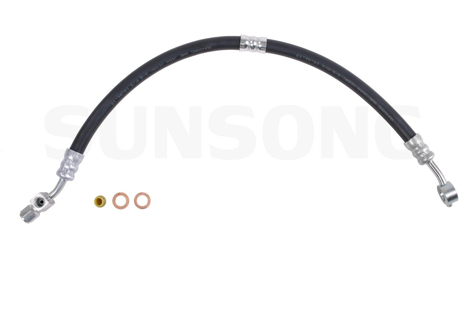 Nissan Sunsong 3402693 Power Steering Pressure Hose Assembly