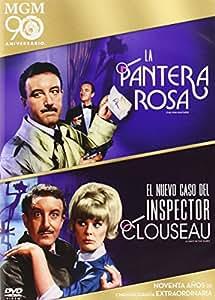 La Pantera Rosa + El Nuevo Caso Del Inspector Clouseau [DVD]