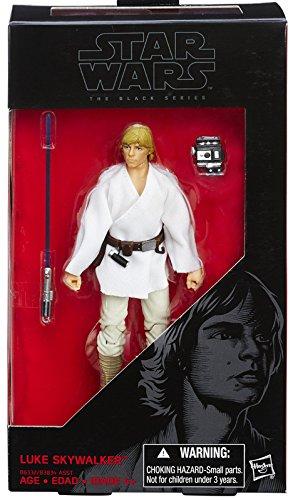 Luke Skywalker #21 - Black Series 6 inch - Star Wars A New Hope