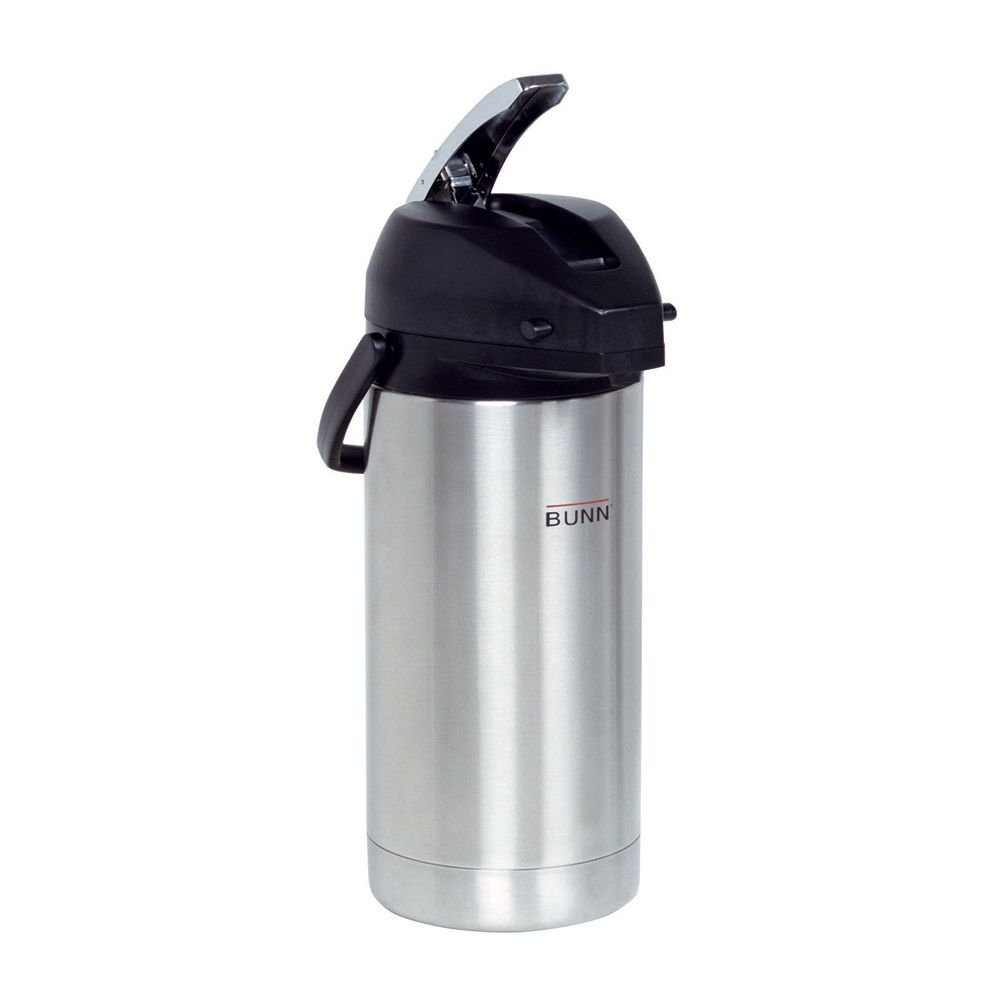 BUNN 3 Liter Lever-Action Airpot with S/S Liner (6 Pack)