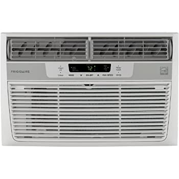 Frigidaire A/C/FFRE0833Q1 - 8000 BTU Window Air Conditioner, Electronic Controls