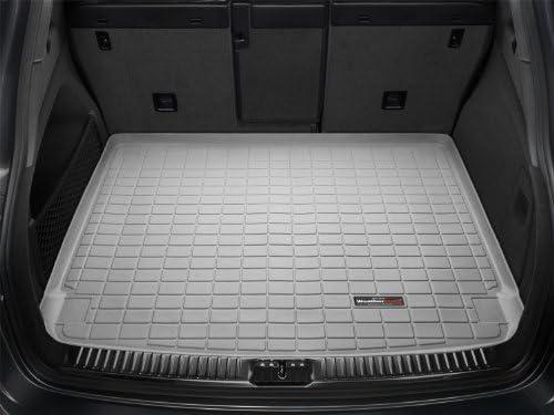 Amazon Com Weathertech Custom Fit Cargo Liners For Toyota 4runner Grey Automotive