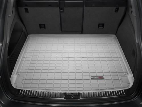 WeatherTech Custom Fit Cargo Liners for Hyundai Santa Fe, Grey