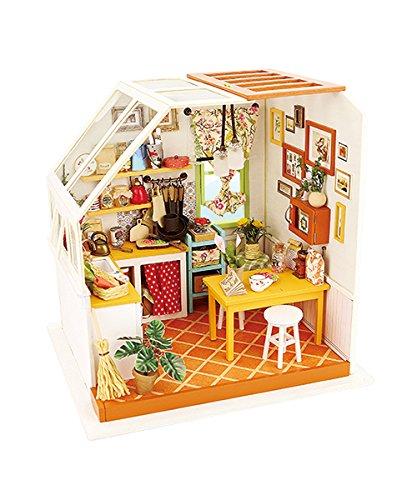 ROBOTIME Casa Fai-da-Te con Accessori e mobili - Kit di ...