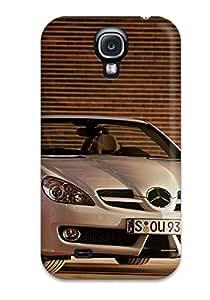 Special DanRobertse Skin Case Cover For Galaxy S4, Popular Mercedes Slk 350 Wallpaper Phone Case