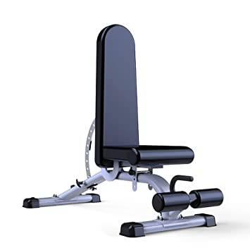 GFFTYX Banco de pesas de entrenamiento ajustable Banco de ...